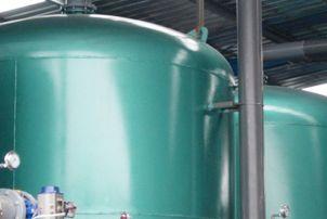 山东东营亚通石化集团水处理设备